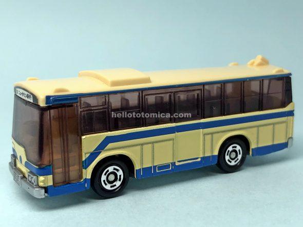79-3 三菱ふそう バス はるてんのトミカ