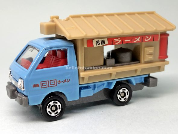 45-3 OSHABERI TOMICA SUZUKI CARRY CHINESE NOODLE VENDER はるてんのトミカ
