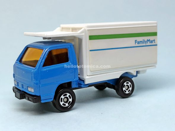 32-5 いすゞ エルフ ファミリーマートトラック はるてんのトミカ