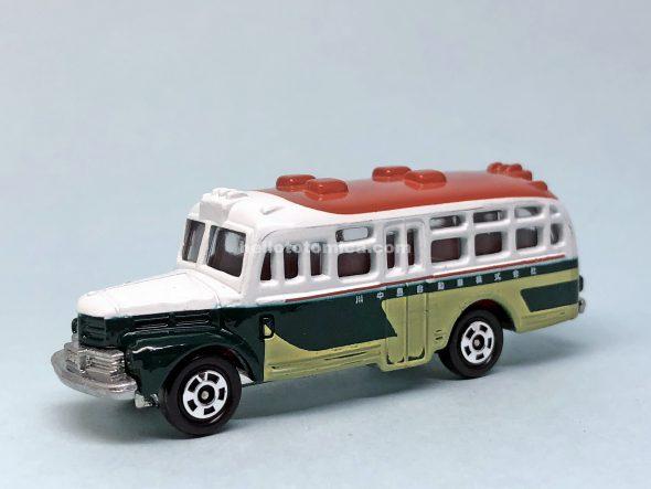 6-2 いすゞ ボンネットバス 川中島バス はるてんのトミカ