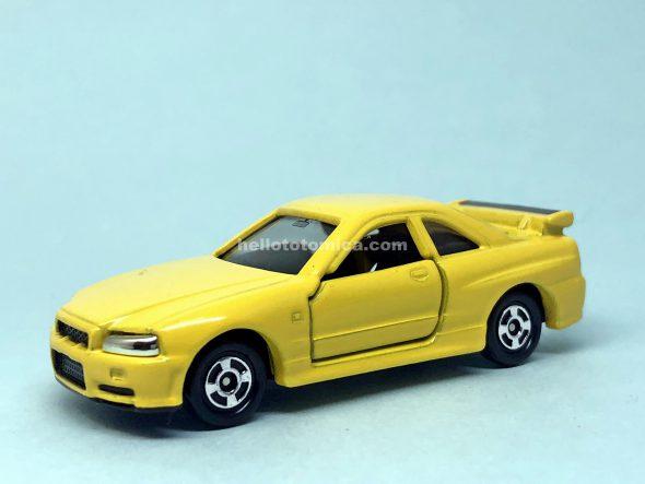 20-8 SKYLINE GT-R R34 はるてんのトミカ