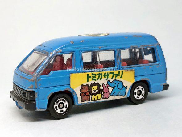 3-4 トヨタ ハイエース トミカサファリ はるてんのトミカ