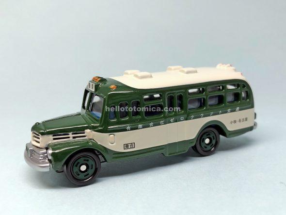 6-2 いすゞ ボンネットバス BX ゼロクラフト 極楽移転1周年記念 はるてんのトミカ