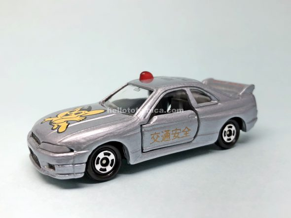 85-3 SKYLINE PATROL CAR はるてんのトミカ