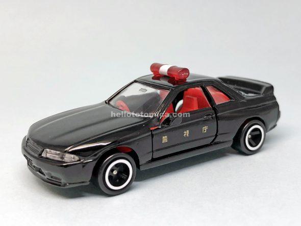 20-6 スカイライン GT-R R32 覆面パトカー 警視庁 はるてんのトミカ