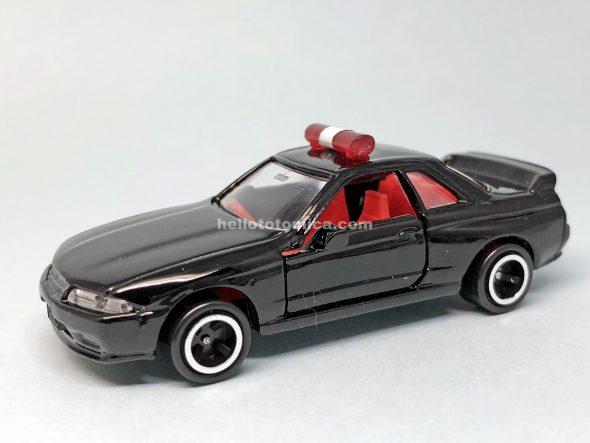 20-6 スカイライン GT-R R32 覆面パトカー はるてんのトミカ
