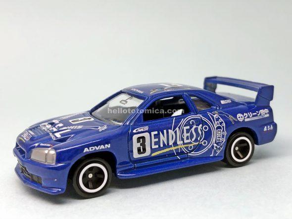 40-5 ENDLESS ADVAN GTR スーパー耐久シリーズ2002 はるてんのトミカ