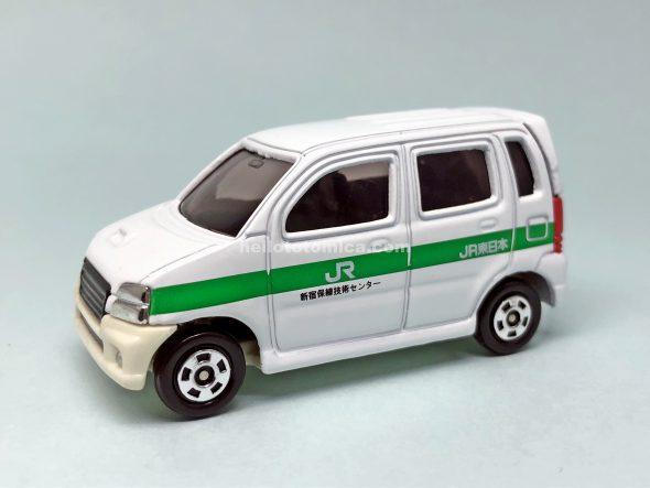71-7 スズキ ワゴンR RR JR東日本 保線車両 はるてんのトミカ