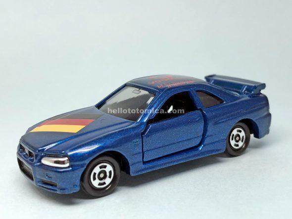 20-8 スカイライン GT-R(R34) はるてんのトミカ