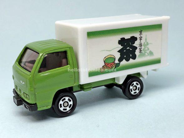 98-3 いすゞエルフ パネルトラック ご当地トミカ「京都」 はるてんのトミカ