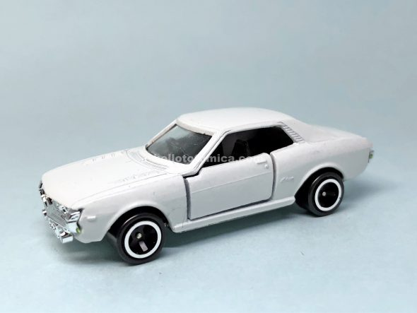 26-1 TOYOTA CELICA 1600GT はるてんのトミカ