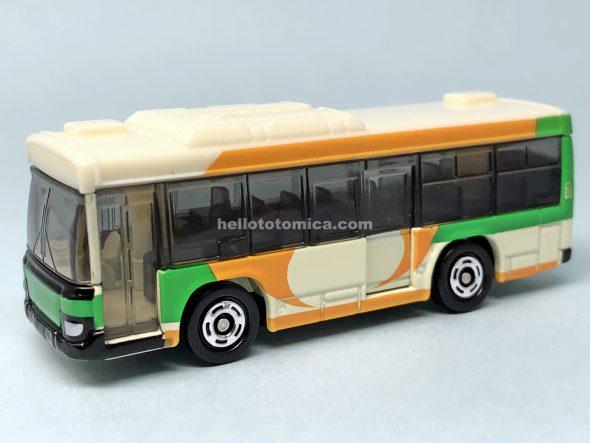 20-12 いすゞ エルガ 都営バス はるてんのトミカ
