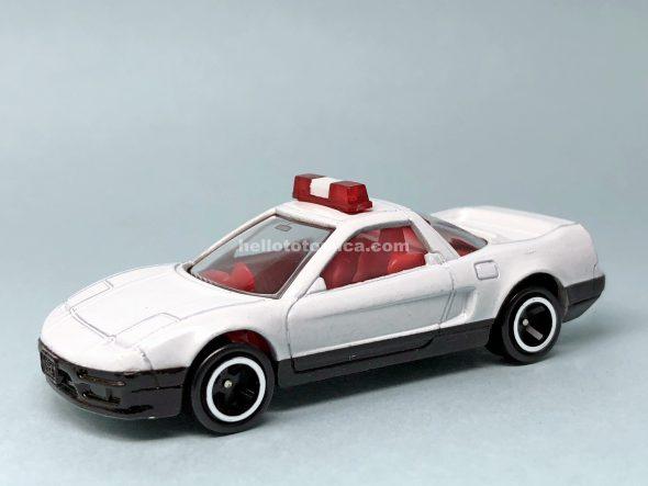 120-3 ホンダ NSX パトロールカー はるてんのトミカ