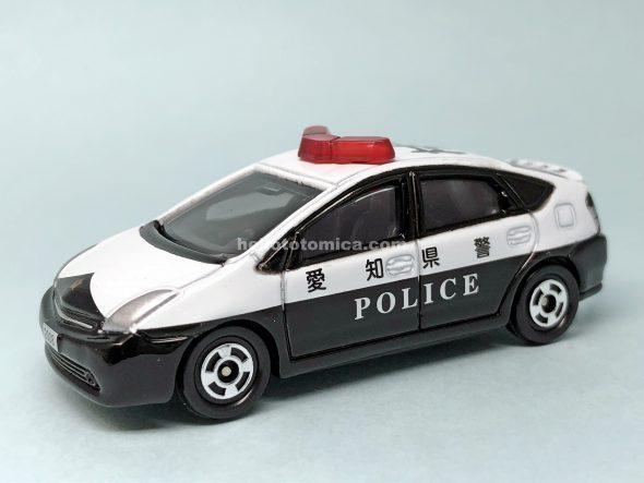 106-4 トヨタ プリウス(パトロールカー仕様) はるてんのトミカ