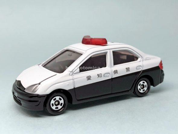 86-3 トヨタ プリウス パトカー はるてんのトミカ