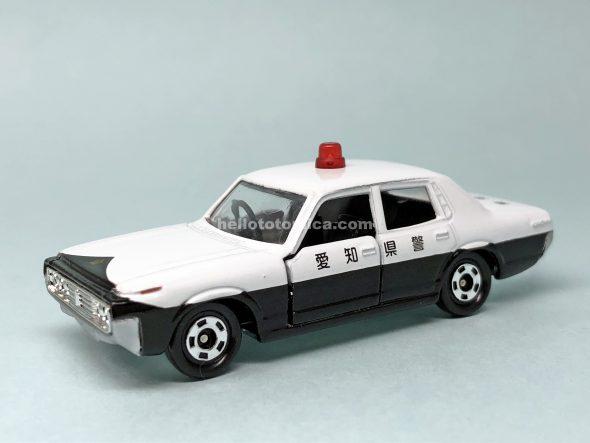 4-2 トヨタ クラウン パトロールカー(1971年MS60型) はるてんのトミカ