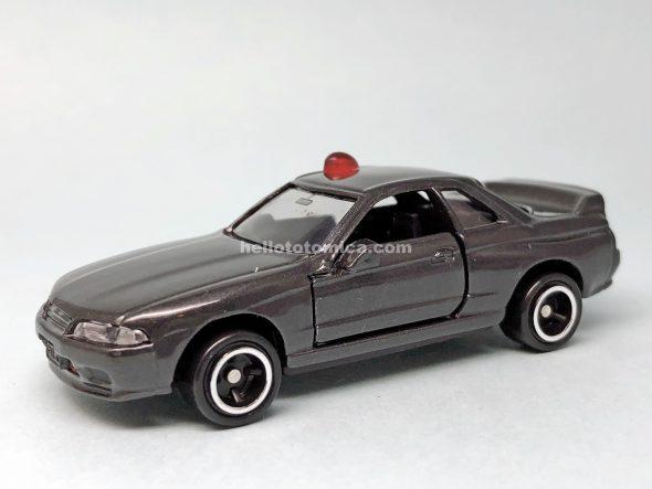 20-6 スカイライン GT-R R32 パトカー はるてんのトミカ