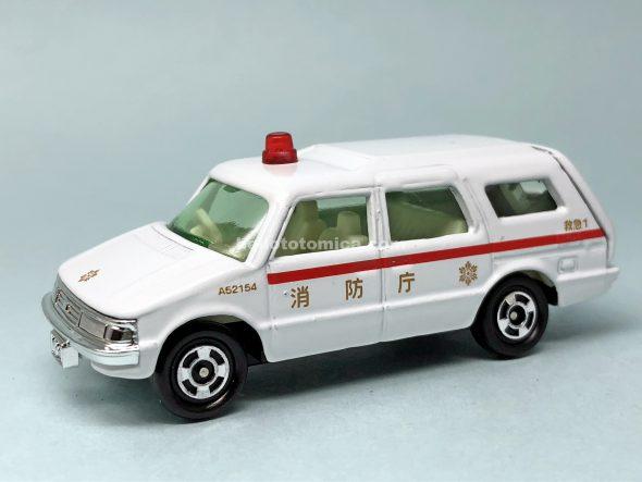 97-2 トヨタ MP-1 (救急車仕様) はるてんのトミカ