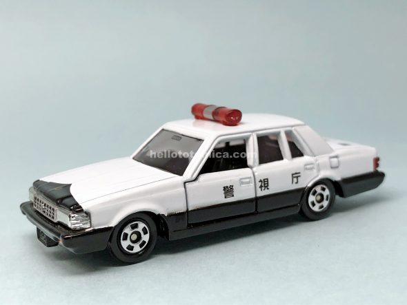 55-4 トヨタ クラウン パトロールカー はるてんのトミカ