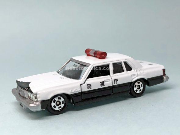 55-3 トヨタ クラウン パトロールカー(6代目) はるてんのトミカ