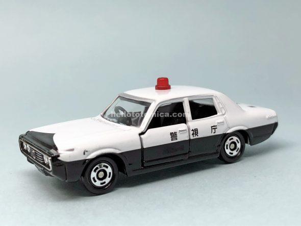 4-2 トヨタ クラウン パトロールカー はるてんのトミカ
