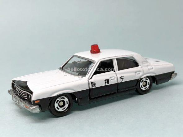 4-3 トヨタ クラウン パトロールカー (5代目) はるてんのトミカ