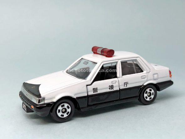 32-4 トヨタ カローラ パトロールカー はるてんのトミカ