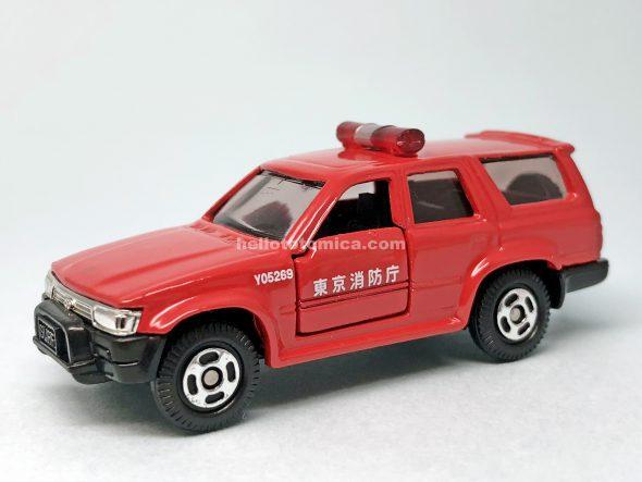 84-5 トヨタ ハイラックス (指令広報車仕様) はるてんのトミカ