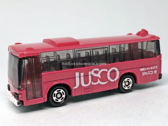 79-3 ジャスコ シャトルバス はるてんのトミカ