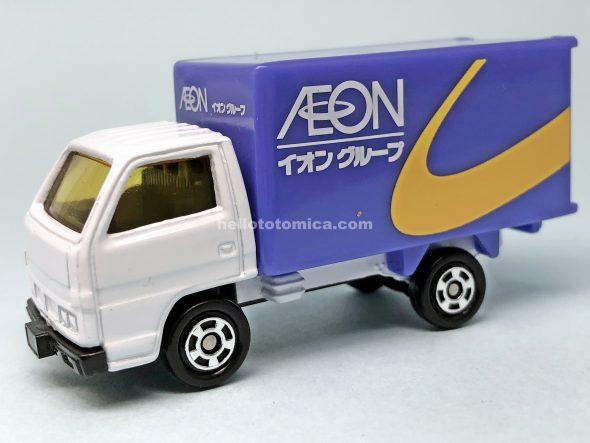 98-3 いすゞエルフ イオン配送車 はるてんのトミカ