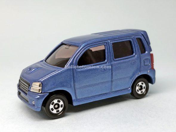 71-7 スズキ ワゴンR RR はるてんのトミカ