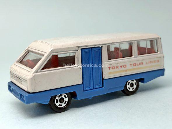 37-2 いすゞ ローデッカー・デマンドバス はるてんのトミカ