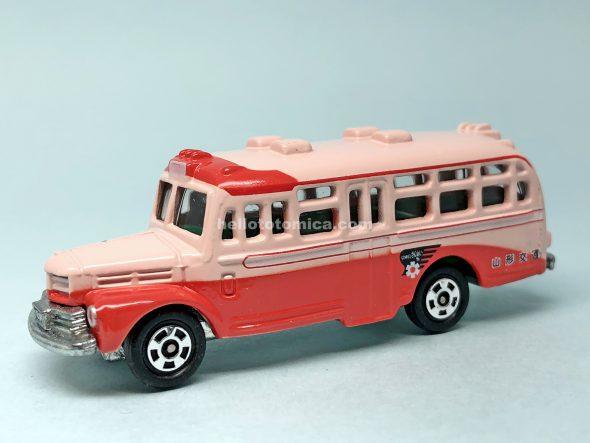 6-2 いすゞ ボンネットバス 山形交通 はるてんのトミカ