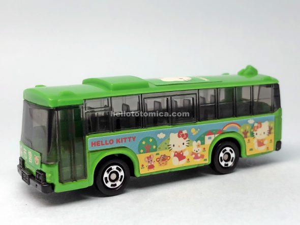 79-3 ハローキティ 路線バス はるてんのトミカ