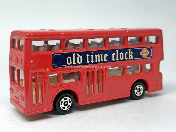 F15-1 ロンドンバス はるてんのトミカ