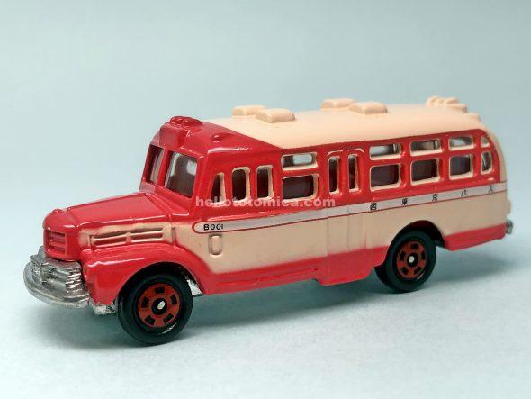 6-2 いすゞ ボンネットバス 西東京バス はるてんのトミカ