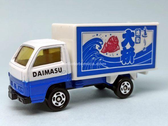 98-3 いすゞエルフ パネルトラック「大升」 はるてんのトミカ