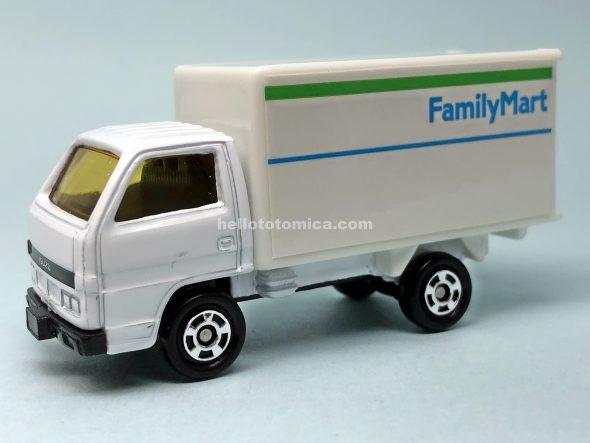 49-7 いすゞエルフ ファミリーマートトラック はるてんのトミカ