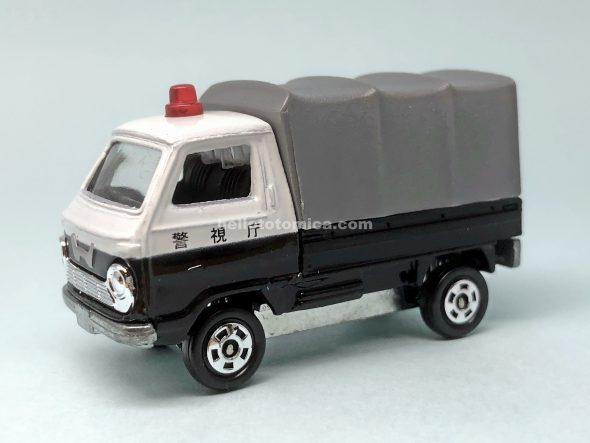 18-1 ホンダ TN360 トラック パトカー(2003年4月) はるてんのトミカ