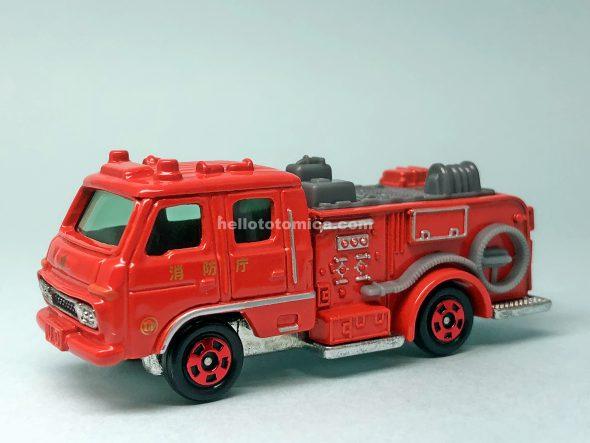 110-2 ニッサンディーゼル コンドル化学消防車(2006年9月) はるてんのトミカ