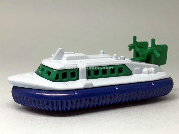 93-1 三井造船 ホーバークラフト MV-PP5 はるてんのトミカ