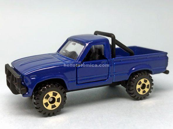 61-3 トヨタ ハイラックス4WD はるてんのトミカ