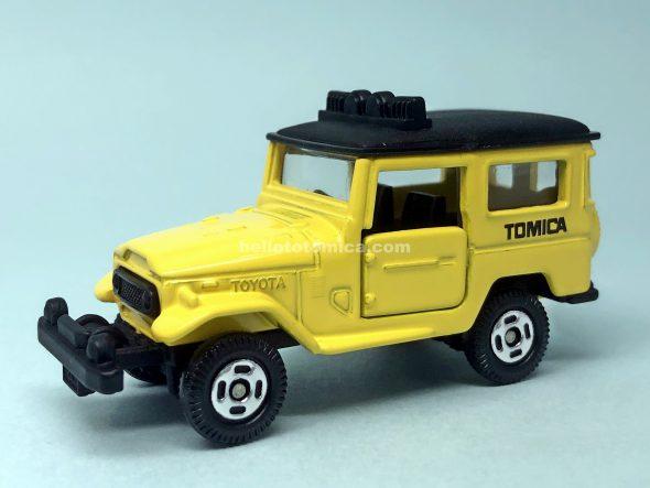 2-2 トヨタ ランドクルーザー FJ40V はるてんのトミカ