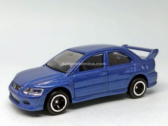 34-6 三菱 ランサーエボリューションVII GT-A はるてんのトミカ