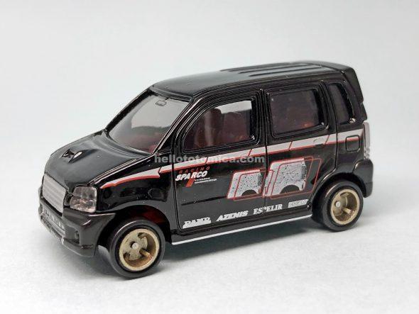 71-7 DAMD ワゴンR RR はるてんのトミカ