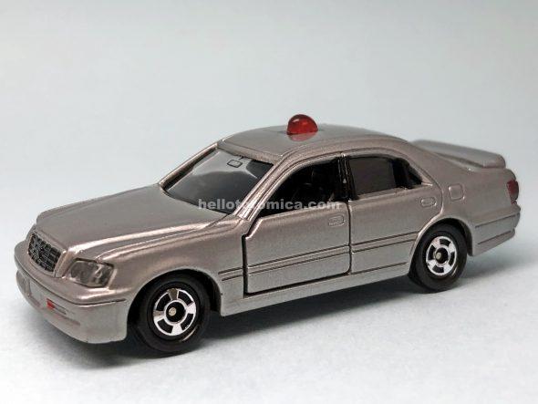 109-3 トヨタ クラウン 覆面パトロールカー はるてんのトミカ