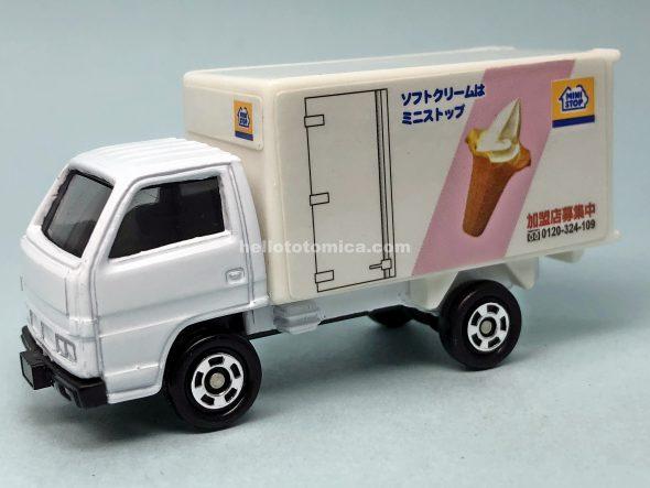 98-3 いすゞエルフ ミニストップ配送車 はるてんのトミカ