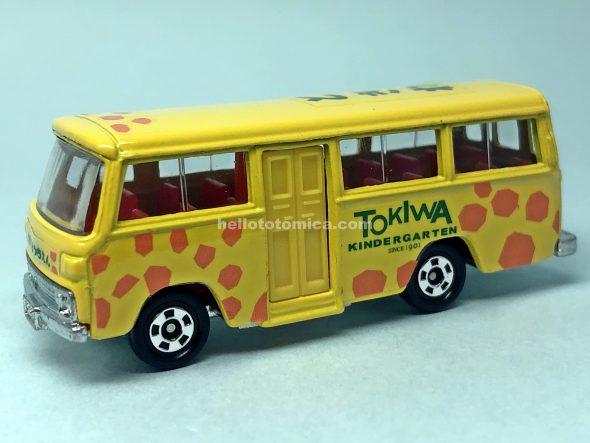 60-2 三菱 ローザ 幼稚園バス はるてんのトミカ