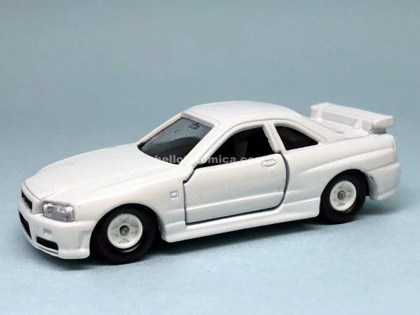 20-8 スカイライン GT-R R34 はるてんのトミカ