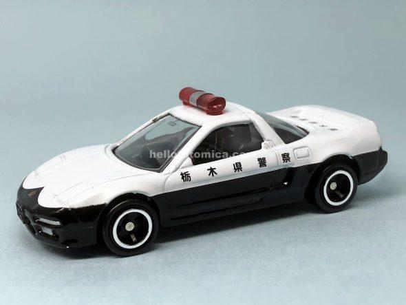 120-3 Honda NSX パトロールカー はるてんのトミカ
